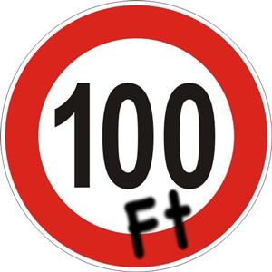 100 Ft bemutató óra alakformáló