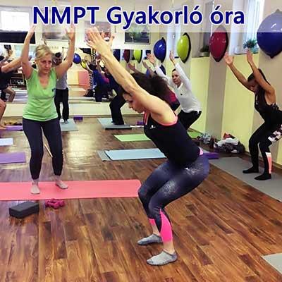 NMPT természetes mozgásminta tréning gyakorló óra