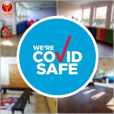 Maya Fitness COVID SAFE