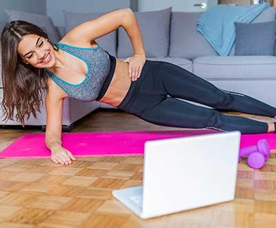 Maya Fitness Online edzések
